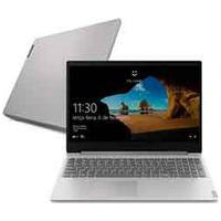 "Notebook Lenovo, Intel Core I5 1035G1, 8Gb, 1Tb, Tela De 15,6"", Prata, Ideapad S145 - 82Dj0001Br"