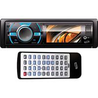 Dvd Som Automotivo Party Usb Sd Aux 200W Preto Sa103 Newlink