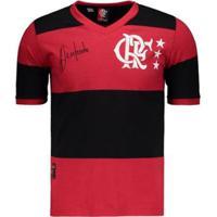 Camisa Flamengo Retrô 1981 Andrade Masculina - Masculino
