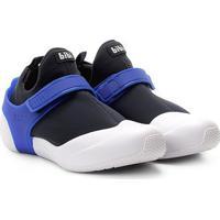 Tênis Infantil Bibi 2Way Velcro - Masculino-Azul