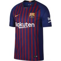 Camisa Nike Barcelona 2018/19 Torcedor Masculina