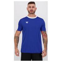 Camisa Super Bolla Strong Azul E Branca