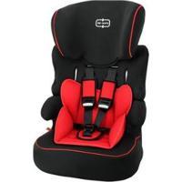 Cadeira Para Auto Go Safe Rosso Alessa - Unissex-Preto+Vermelho
