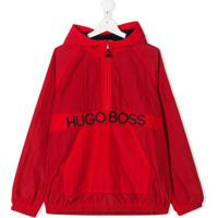Boss Kids Jaqueta Esportiva - Vermelho