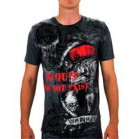Camiseta Tapout Mma Hereo Cinza