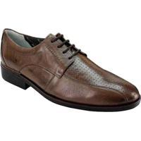 Sapato Social Masculino Derby Sandro Moscoloni Hog