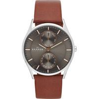 Relógio Analógico Skagen Masculino - Skw6086/0Cn Marrom
