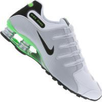 70cae5b2c3 Tênis Nike Shox Nz Si - Masculino - Branco Prata
