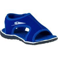 Papete Infantil Sport Neoprene Masculino - Masculino-Azul Royal