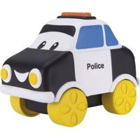 Carrinho De Fricção - Bob O Trem - Turma Turbo - Polícia - Fun