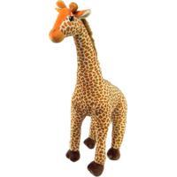 Girafa De Pelúcia - 70Cm