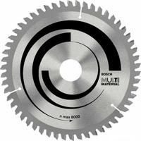 "Disco Corte Multimaterial Bosch De Serra Circular, 10"", 60 Dentes - 8642200"