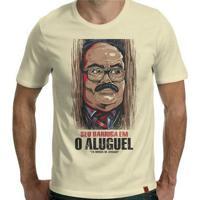 Camiseta O Aluguel
