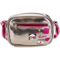 Bolsa Feminina Infantil Tranversal Semax - Lu12102