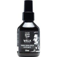 Pomada Líquida Walk Qod | Qod Barber Shop | 120Ml