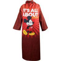 Cobertor Com Mangas Mickey Mouse Disney 1,60 X 1,30 M