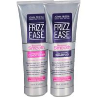 Kit Shampoo + Condicionador John Frieda Frizz Ease Beyond Smooth Frizz Immunity Kit - Unissex-Incolor