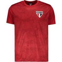 Camisa São Paulo Camuflagem Masculina - Masculino