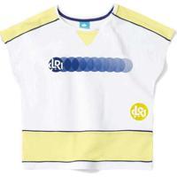 Blusa Lilica Ripilica Infantil - 10111598I Branco