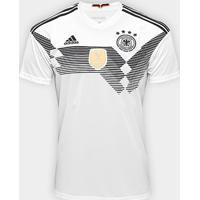 ... Camisa Seleção Alemanha Home 2018 S N° Torcedor Adidas Masculina -  Masculino 18422d6da91df