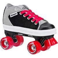 Patins Infantil Quad Roller Derby Zinger Boy - Masculino