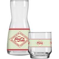 Moringa Retrô Coca-Cola 500Ml De Vidro - Nadir