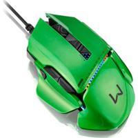 Mouse Gamer Warrior Armor 8200Dpi Personalizável - Mo247 Mo247