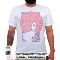 Black Soul Foda - Camiseta Clássica Masculina