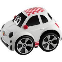 Mini Carrinho - Turbo Touch Racer - Meu Primeiro Abarth 500 - Chicco - Unissex-Incolor