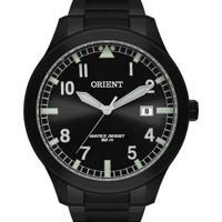 Relógio Orient Masculino - Masculino-Preto