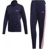 Agasalho Feminino Adidas Plain Tric