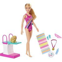Boneca Barbie Dreamhouse Nadadora