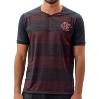 Camisa Flamengo Braziline Fresh Masculina - Masculino