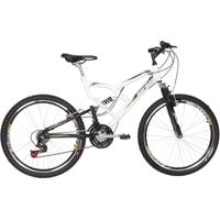 Bicicleta Mormaii Aro 26 Full Suspension Big Rider - Shimano - Unissex