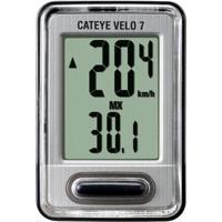Ciclo Computador Velo 7 - Cateye