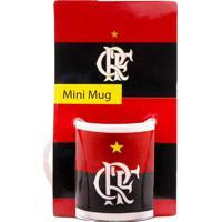 Caneca Minas De Presentes Flamengo Vermelha
