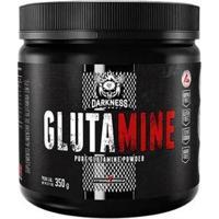 Glutamine Darkness 350G Integralmédica - Unissex