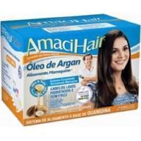 Kit Nove Relachmento Amacihair Com Oleo De Argan 1Kg