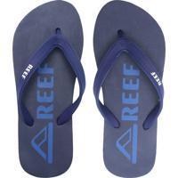 Chinelo Reef Basica Ii Azul