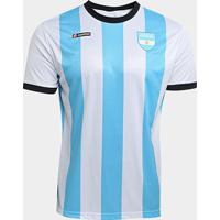 a35043bed342b Netshoes  Camisa Argentina 1990 N° 10 Lotto Masculina - Masculino