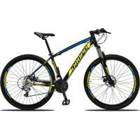 Bicicleta Dropp Z3 27V Aro 29 Câmbios Shimano Freios Hidráulios E Suspensão Com Trava No Ombro - Unissex