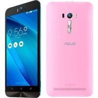 "Smartphone Asus Zenfone Selfie - Dual Chip - 32Gb - 4G - 13Mp - Android 5 - Tela 5.5"" - Rosa"