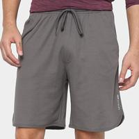 Short Lupo Am Lsport Training Masculino - Masculino-Chumbo