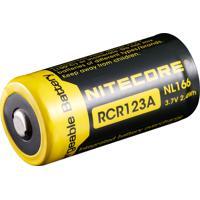 Bateria Recarregável Rcr123A Nl166 - Nitecore