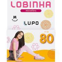 Meia-Calça Infantil Lobinha Lupo (02576-001) Fio 80