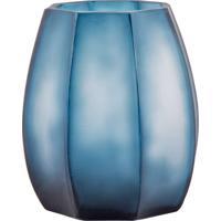 Vaso De Vidro Decorativo Thun
