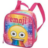 Lancheira S/Ace Emoji Pack Me By Rainbow - Feminino-Rosa