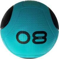 Bola Para Exercicios Medicine Ball Md Buddy 8Kg - Unissex
