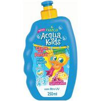 Creme De Pentear Acqua Kids Praia Piscina Cabelo Macio Suave Perfumado Hidratado 250Ml
