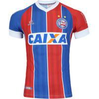 Camisa Do Bahia Ii 2018 Esquadrão - Masculina - Vermelho/Azul